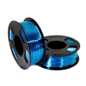 PETG пластик синий