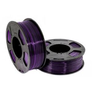 PLA пластик фиолетовый